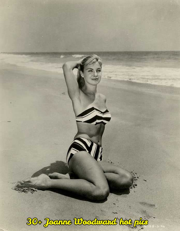 Joanne Woodward sexy picture