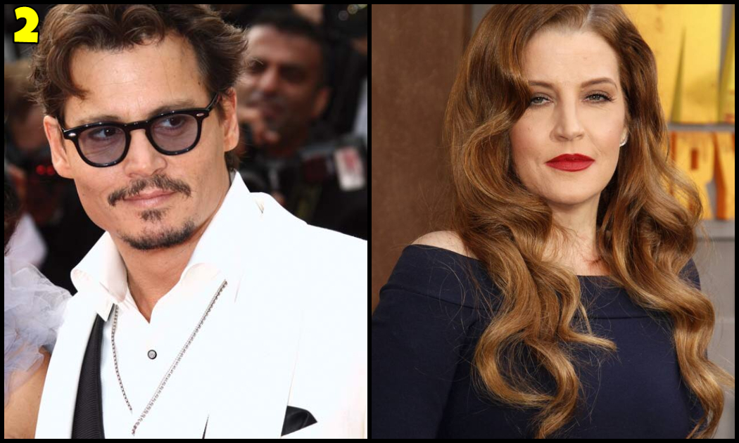 Johnny Depp And Lisa Marie Presley Dating (1)