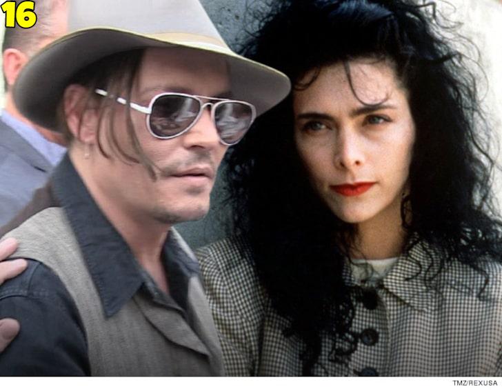 Johnny Depp And Lori A. Depp Dating