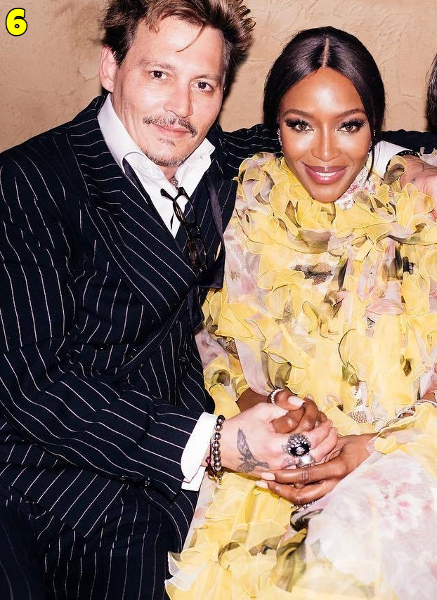 Johnny-Depp-And-Naomi-Campbell-Dating