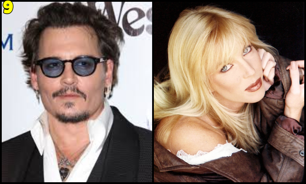 Johnny Depp And Peggy Trentini Dating (1)