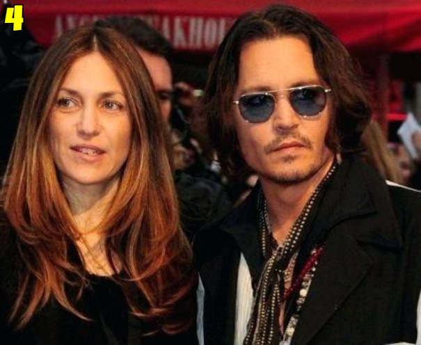 Johnny-Depp-And-Robin-Baum-Dating