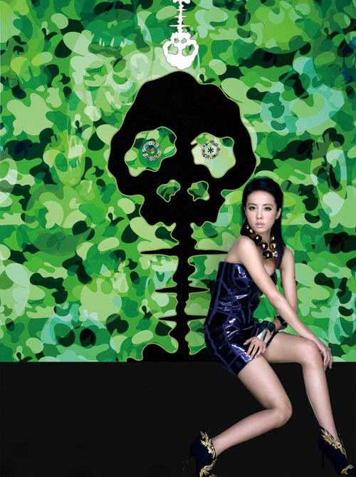 Jolin Tsai sexy pictures