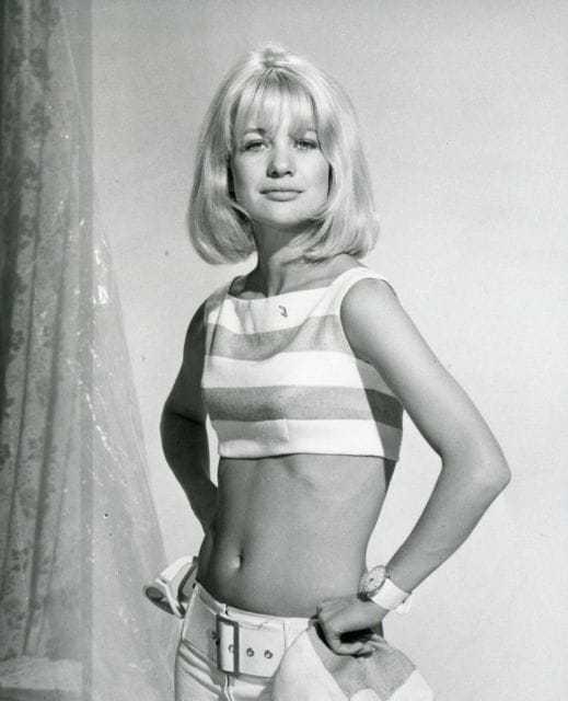 Judy Geeson sexy