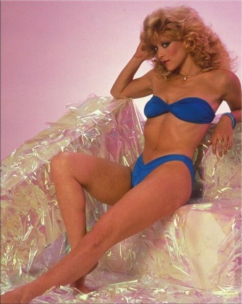 Judy Landers bikini