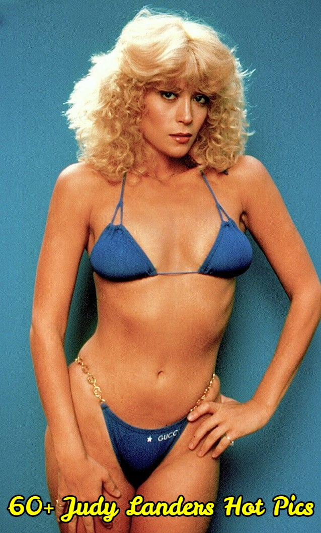 Judy Landers hot and sexy (2)
