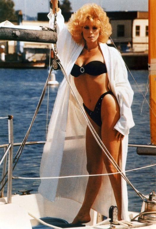 Judy Landers lingerie