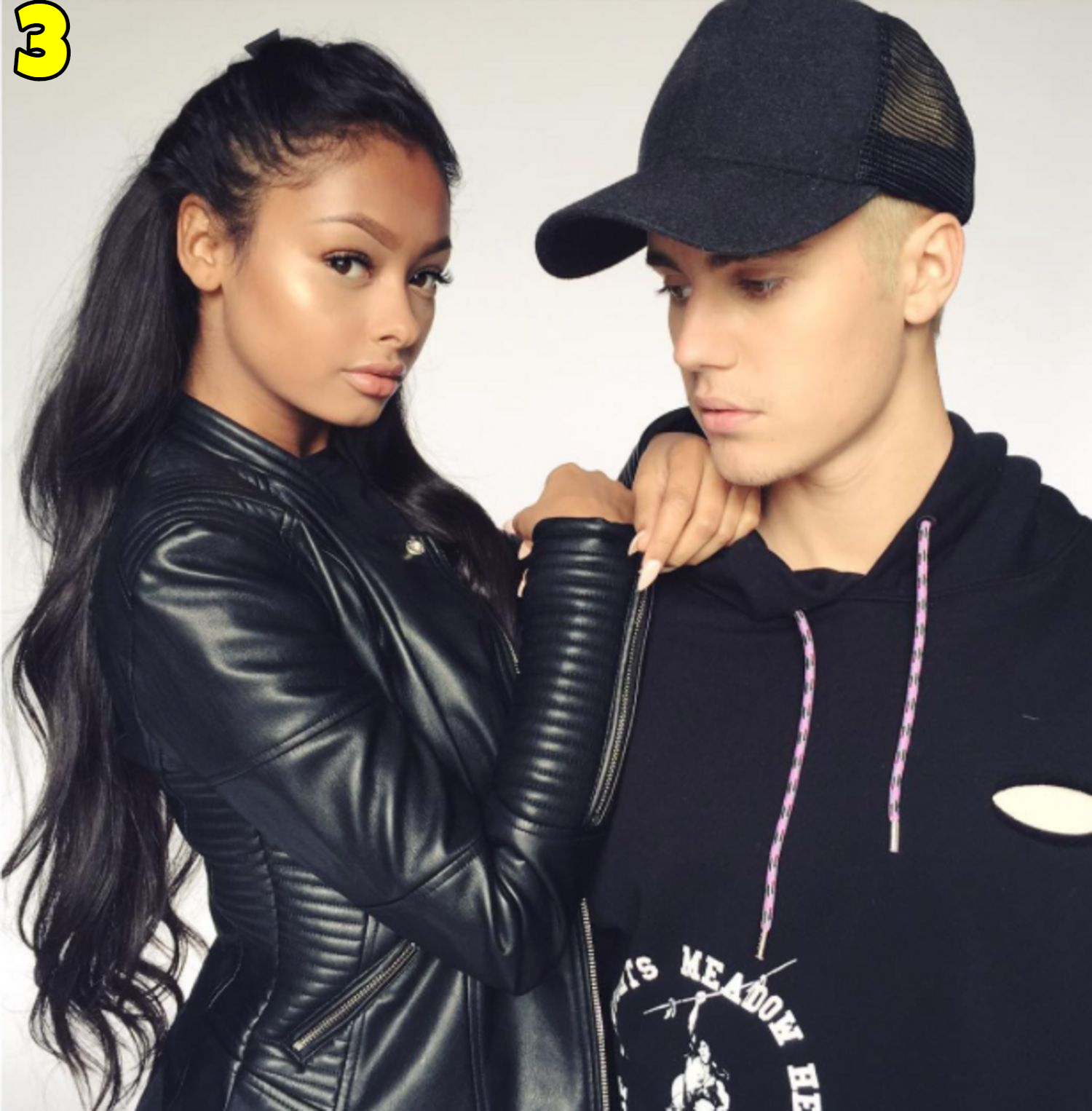 Justin Bieber And Jayde Pierce Dating