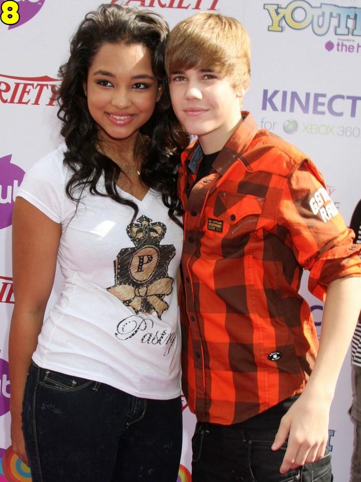 Justin Bieber And Jessica Jarrell Dating