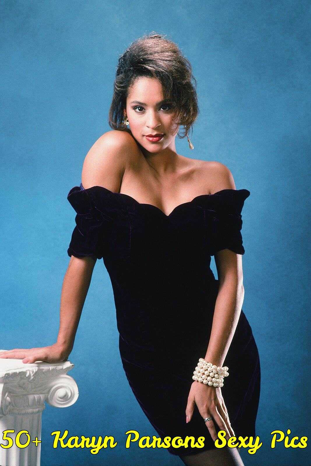 Karyn Parsons awesome