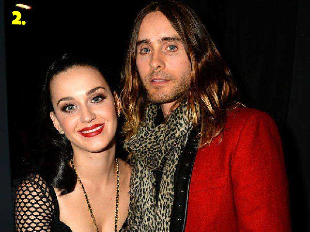 Katy Perry And Jared Leto Dating