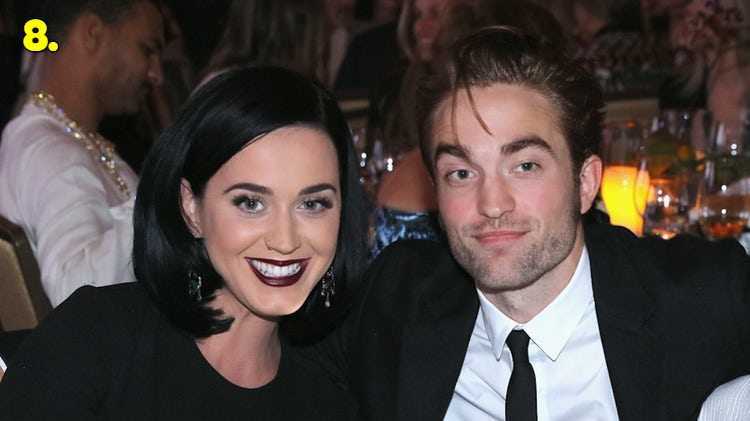 Katy Perry And Robert Pattinson Dating