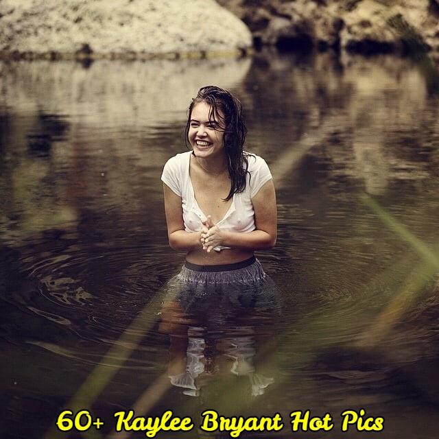 Kaylee Bryant cleavage