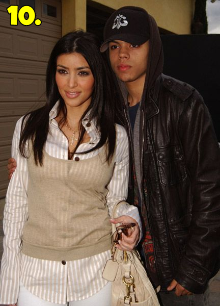 Kim Kardashian And Evan Ross Dating