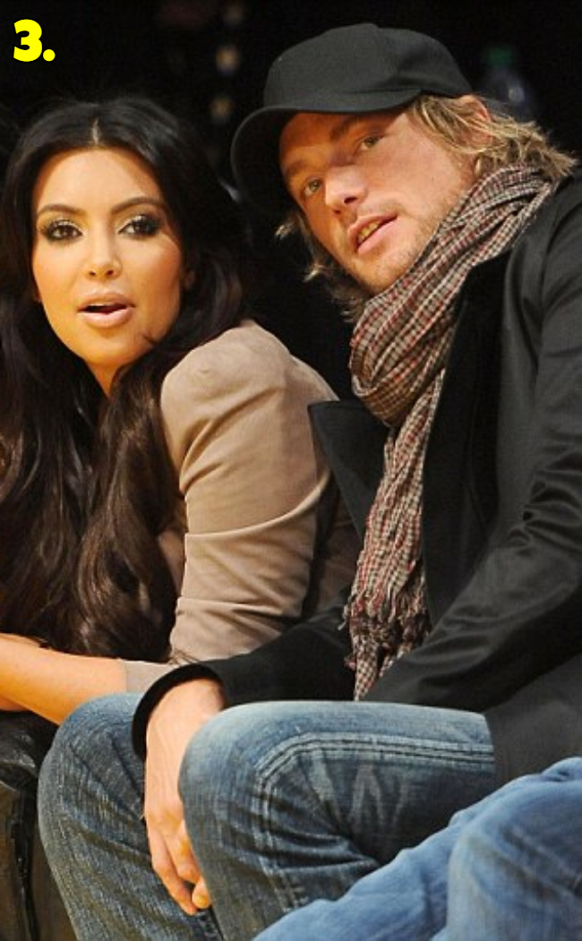 Kim Kardashian And Gabriel Aubry Dating