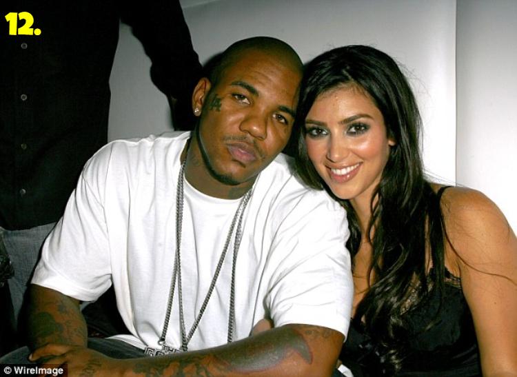 Kim Kardashian And Game Dating