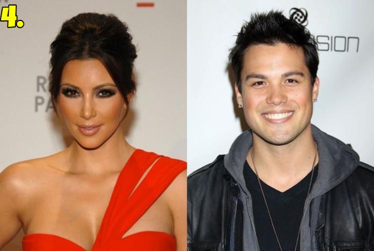 Kim Kardashian And Michael Copon Dating