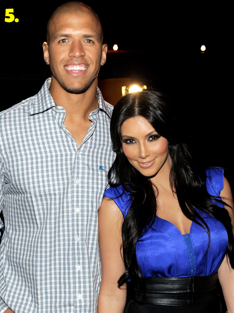 Kim Kardashian And Miles Austin Dating