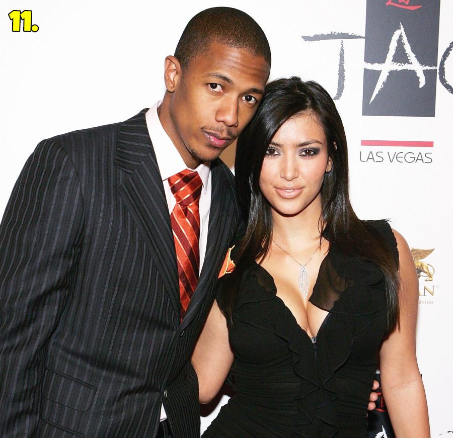 Kim Kardashian And Nick Cannon Dating