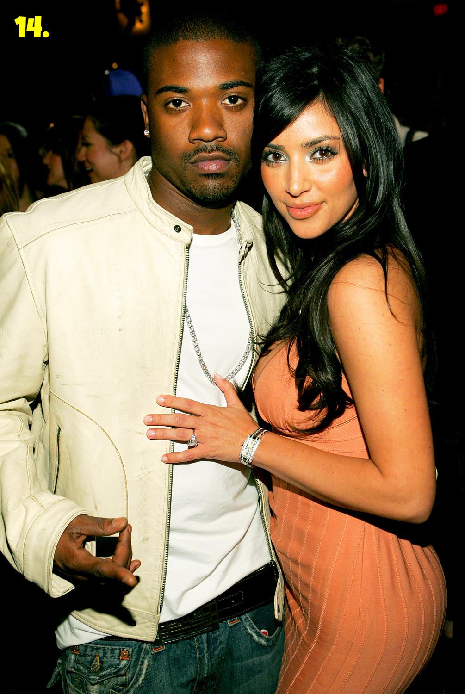 Kim Kardashian And Ray J Dating