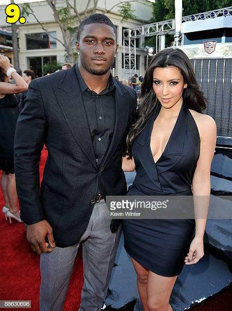 Kim Kardashian And Reggie Bush Dating