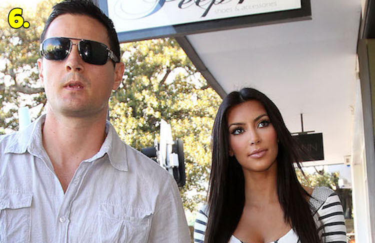 Kim Kardashian And Shengo Deane Dating