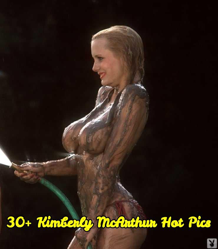 Kimberly McArthur hot pics