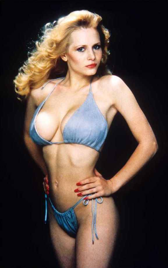Kimberly McArthur sexy bikini