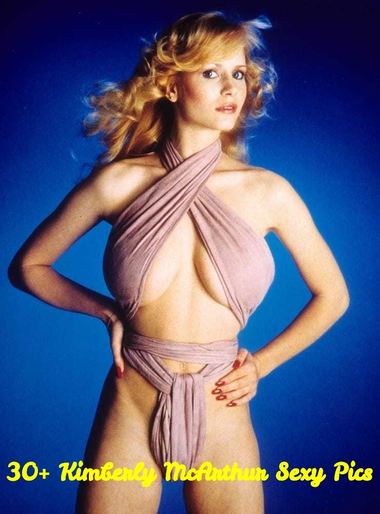 Kimberly McArthur sexy pics