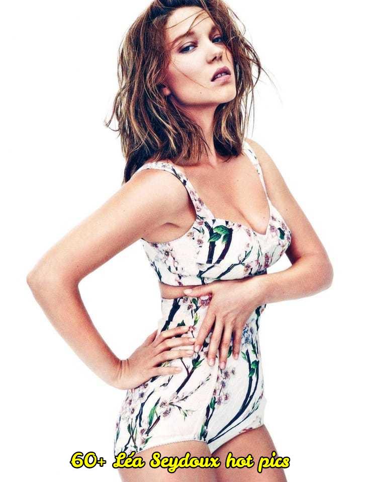 Seydoux bikini lea Léa Seydoux