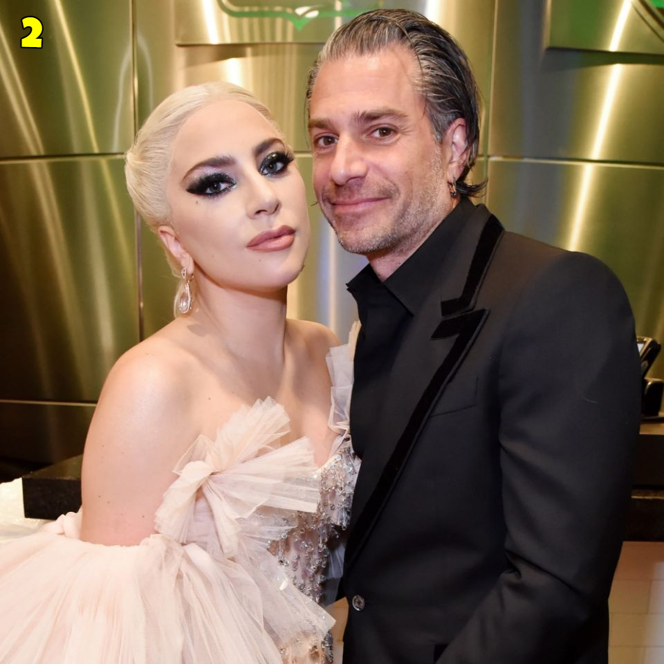 Lady Gaga And Christian Carino Dating