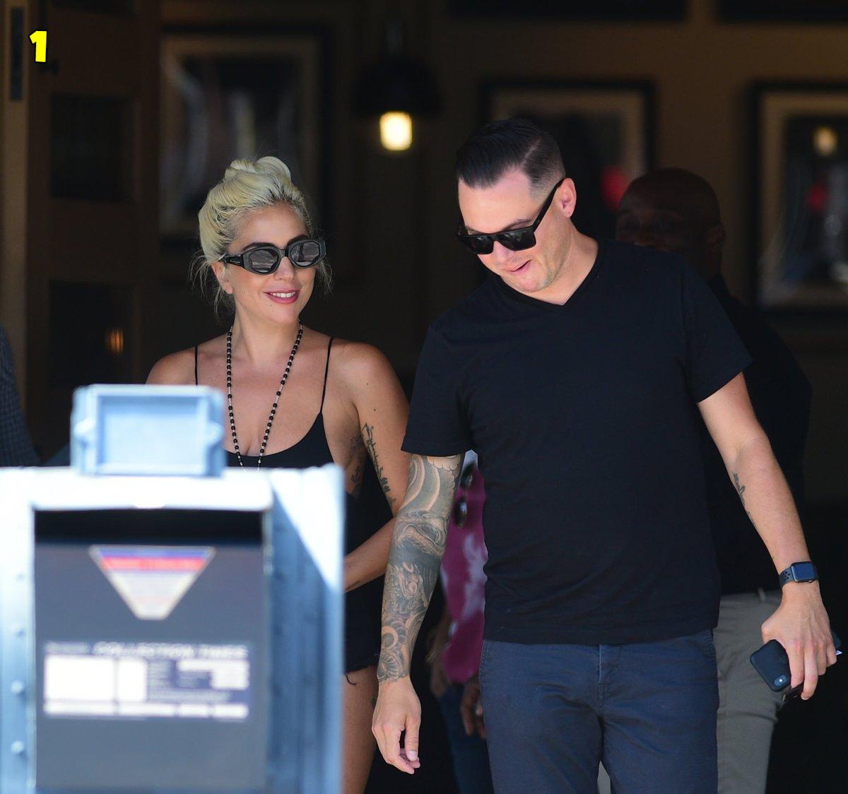 Lady Gaga And Dan Horton Dating