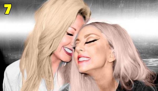 Lady Gaga And tara savelo Dating
