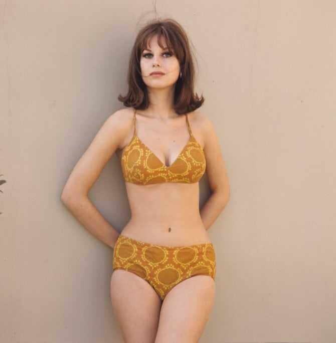 Lana Wood hot bikini pictures