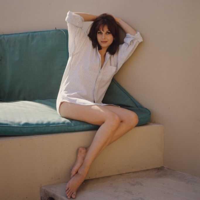 Lana Wood hot look