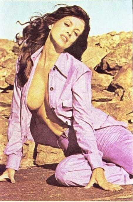Lana Wood sexy