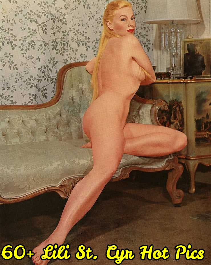 Lili St. Cyr naked