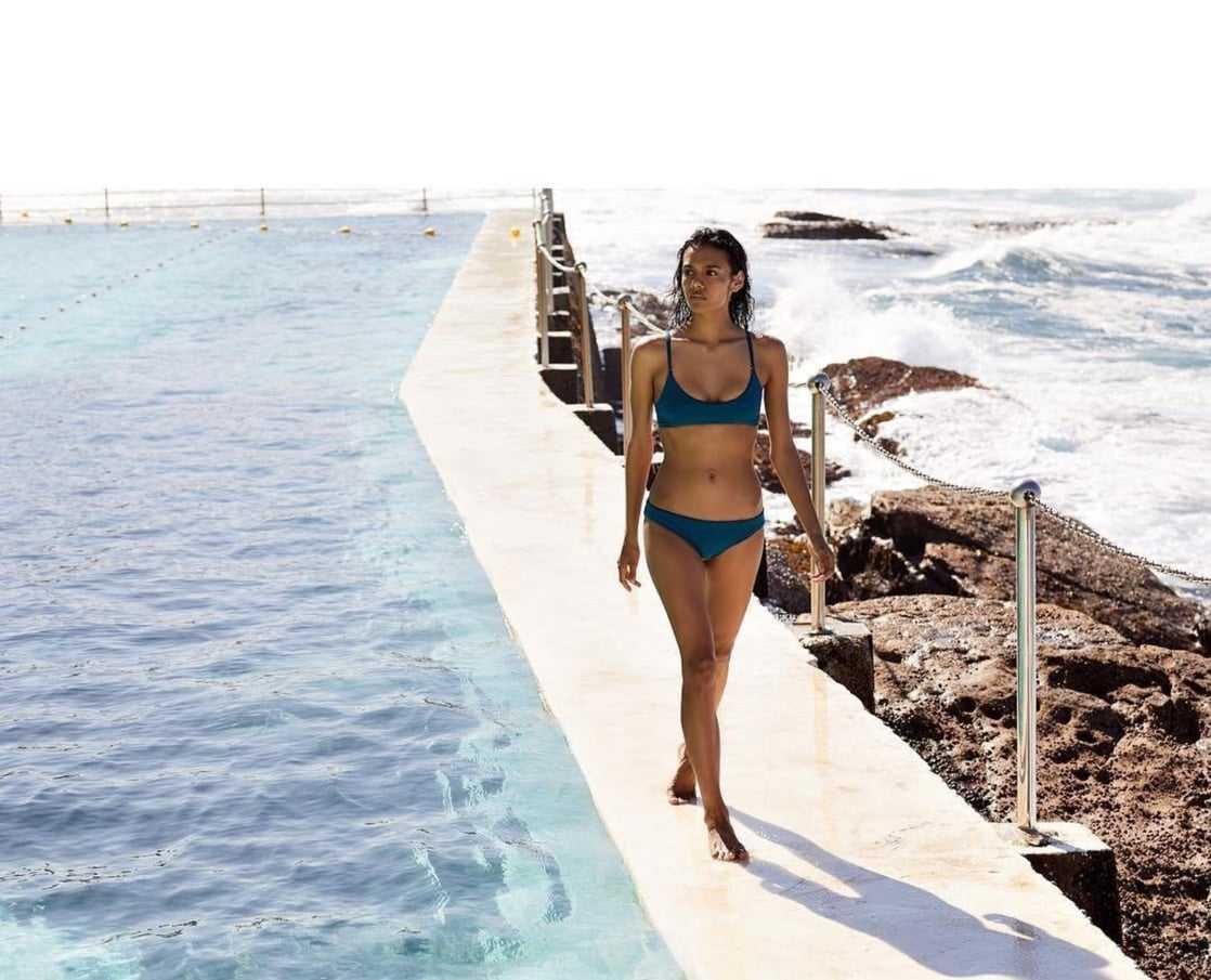Madeleine Madden hot bikini