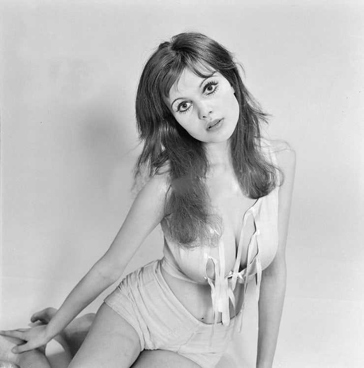 Madeline Smith sexy photo