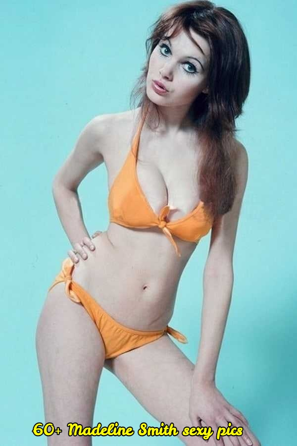 Madeline Smith sexy picture