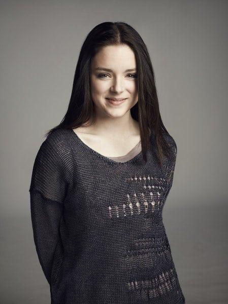 Madison Davenport smile
