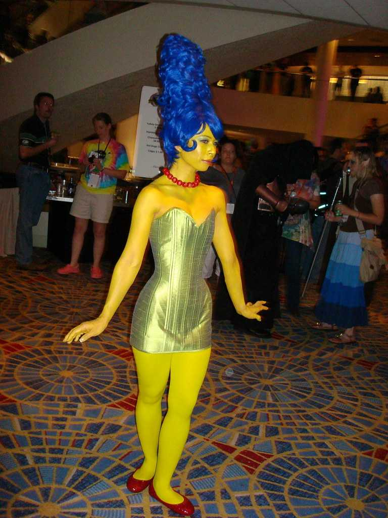 61 Marge Simpson Sexy Pictures Uncover Her Awesome Body - Geeks On Coffee-2833