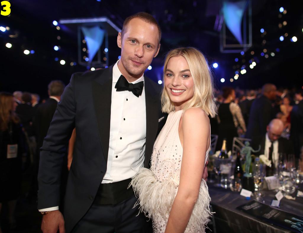 Margot Robbie And Alexander Skarsgard Dating