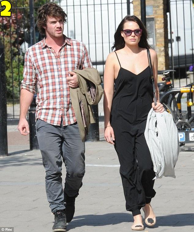 Margot Robbie And Henry Aitken Dating