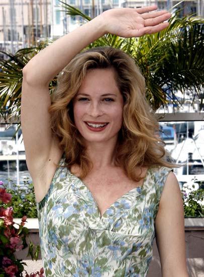 Maria Bonnevie cleavage