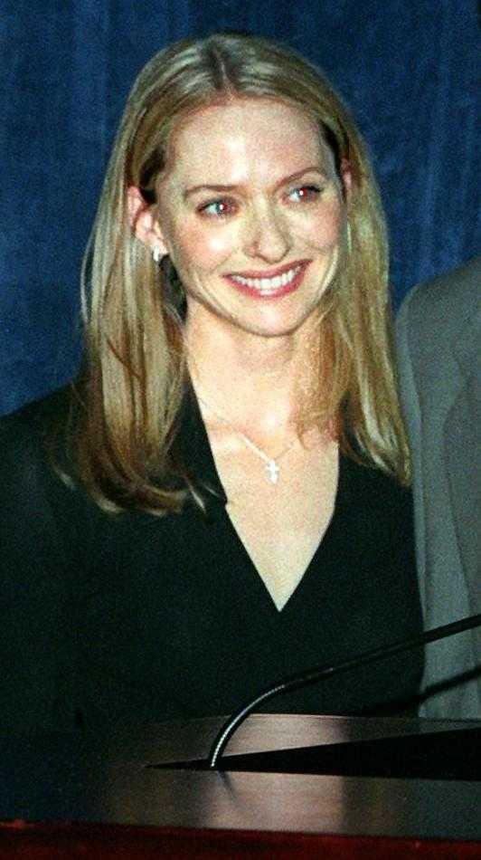 Maria Pitillo smile