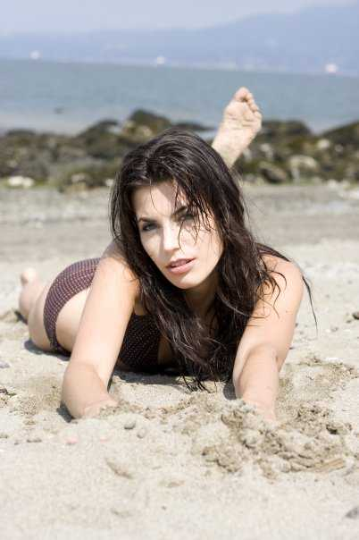 Meghan Ory awesome