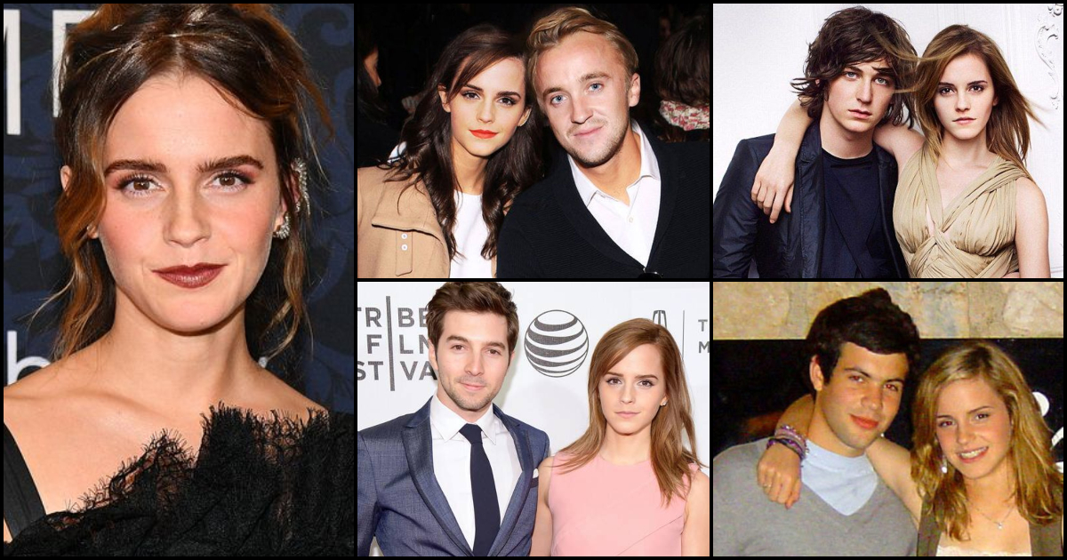 15 Men Who Have Been In A Relationship With Emma Watson Geeks On Coffee
