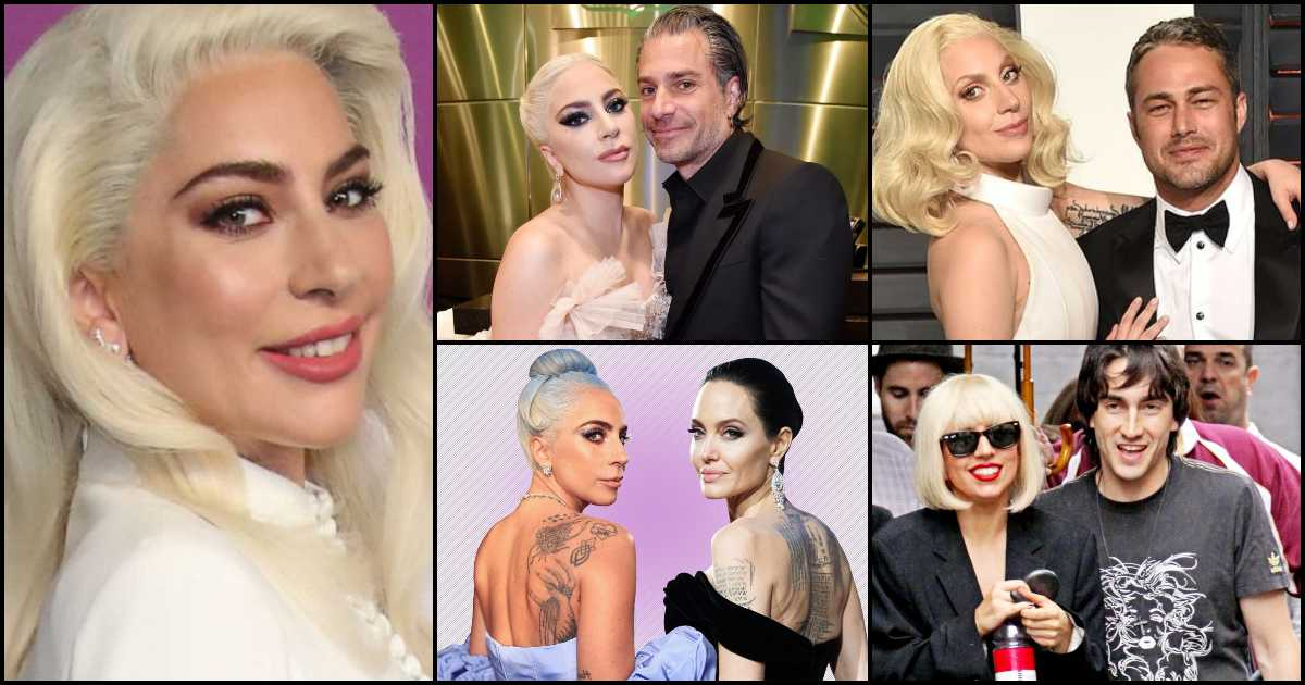 Dating who 2018 lady gaga is Who Is