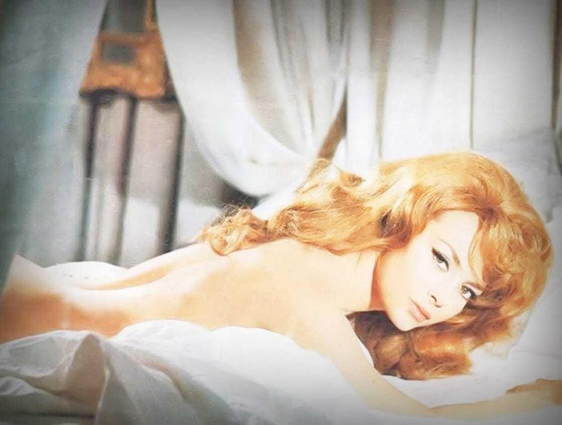 Michèle Mercier beautiful